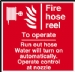 fire hose reel - to operate…