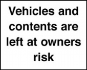 vehicles & contents are left etc
