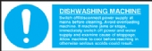 dishwashing machines