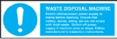 waste disposal unit