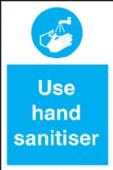 Use Sanitiser