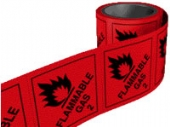 flammable gas 2  per roll