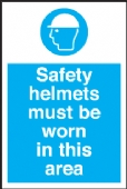 safety helmets in this area