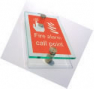 Fire alarm call point 6mm
