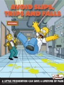 Simpsons avoid slips,trips & falls