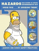 Simpsons hazards in office environment