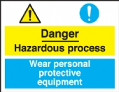 danger hazardous/protective