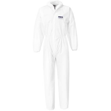 Biztex Microporous 6/5 Disposable Workwear Coverall