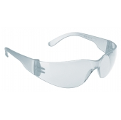 JSP Stealth 7000 Clear Safety Glasses ASA430-021-300 - Anti-Scratch Hardia+ Lens