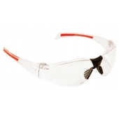 JSP Stealth 8000 Clear Safety Glasses ASA790-151-300 - Anti Scratch & Anti Fog Hardia Lens