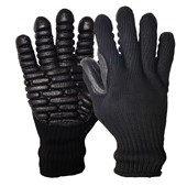 Supreme Anti Vibration Gloves with Rubber Coating