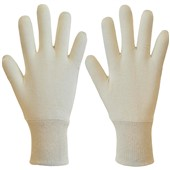 Polyco CK41 Stockinette Knitted Cotton Gloves (Heavyweight)