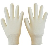 Polyco CK21 Stockinette Knitted Cotton Gloves (Mediumweight)
