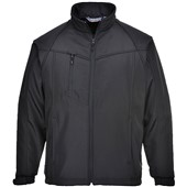 Oregon Breathable Workwear Softshell Jacket (2L)