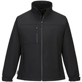 Ladies Breathable Workwear Softshell Jacket (2L)