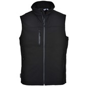 Breathable Softshell Workwear Bodywarmer (3L)