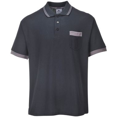 Texo Contrast Workwear Polo Shirt 210g