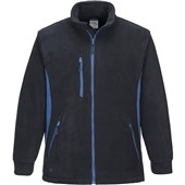 Texo Contrast Workwear Fleece Jacket 400g