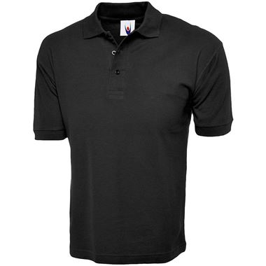 Uneek UC112 Cotton Rich Workwear Polo Shirt 220g
