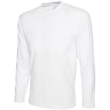 Uneek UC314 Long Sleeve Workwear T-Shirt