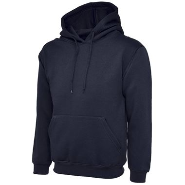 Uneek UC501 Premium Hooded Workwear Sweatshirt 350g