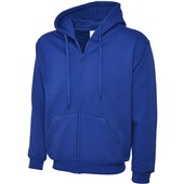 Uneek UC504 Classic Full Zip Hooded Workwear Sweatshirt 300g
