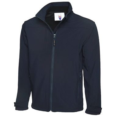 Uneek UC611 Premium Breathable Workwear Softshell Jacket (3L)