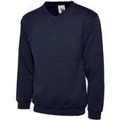 Premium V Neck Workwear Sweatshirt 350g