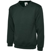 Uneek UC204 Premium V Neck Workwear Sweatshirt 350g