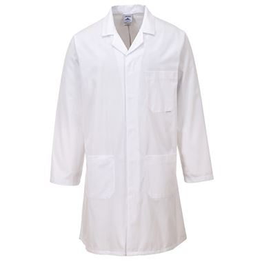 Polycotton Warehouse Lab Coat