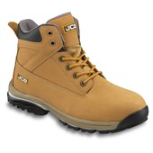 JCB Workmax Safety Boot Honey
