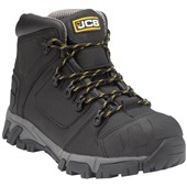 JCB Xseries Safety Boot Black