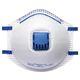 BizTex FFP2 Valved Disposable Moulded Face Masks (Pack 10)